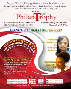 Philanthropy Fundraising Event
